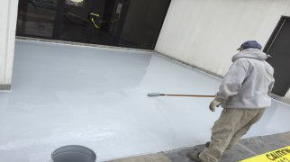 Balcony Waterproofing & Restoration