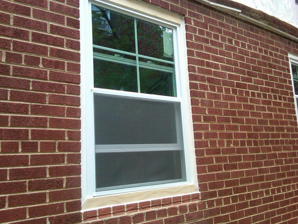 Bart windows caulking chicago sealing windows windows - How to replace exterior window trim ...